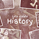 Lets Create History - VideoHive Item for Sale