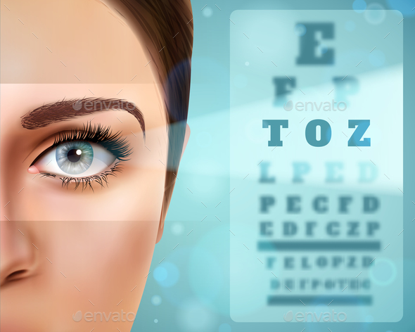 Vision Realistic Poster - Health/Medicine Conceptual