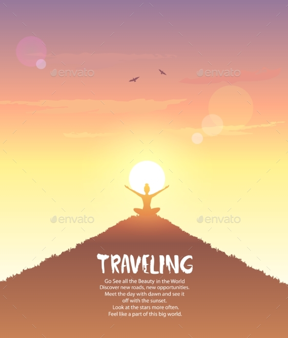 Sunrise - Travel Conceptual