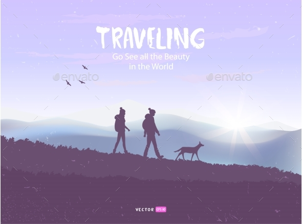 Traveling - Travel Conceptual