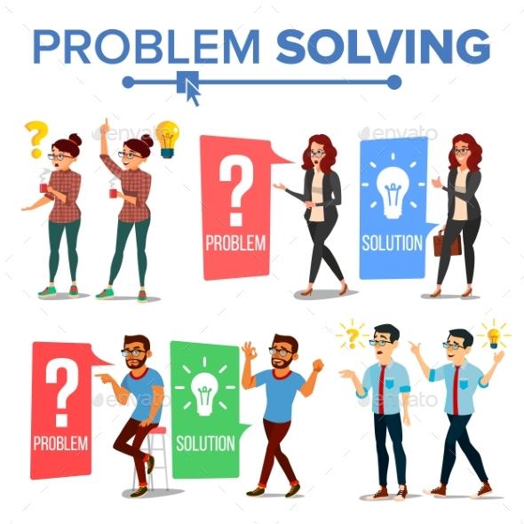 Problem Solving  - Business Conceptual