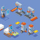 Isometric Robots Presentation - GraphicRiver Item for Sale