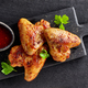 roasted chicken wings - PhotoDune Item for Sale