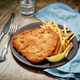 Weiner Schnitzel with fried Potatoes - PhotoDune Item for Sale