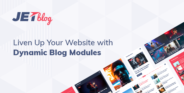 JetBlog - Blogging Package for Elementor Page Builder nulled free download