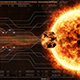 HUD Sun Solar Flare Particles 02 - VideoHive Item for Sale