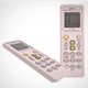 Air Conditioner Remote 001 - 3DOcean Item for Sale