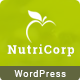 Nutricorp | Nutrition & Health Creative WordPress Theme