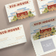Eco House Business Card - GraphicRiver Item for Sale