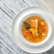 Portion of salmon soup - PhotoDune Item for Sale