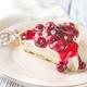 Tart with cream cheese and cherries - PhotoDune Item for Sale