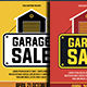 Garage Sale - GraphicRiver Item for Sale