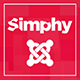 Simphy - Creative Multipurpose Joomla Landing Templates with Page Builder