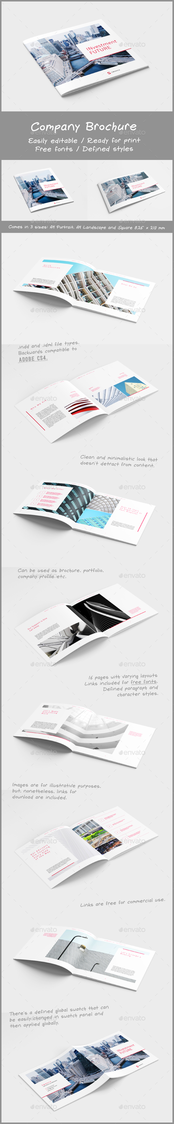 Business Corporate Brochure - Corporate Brochures