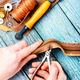 Tools for leather craft - PhotoDune Item for Sale