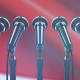 Speech Podium with Monaco Flag - VideoHive Item for Sale