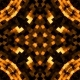 Gold Blinking Kaleidoscopes (3-Pack) - VideoHive Item for Sale