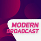 Modern Broadcast - VideoHive Item for Sale