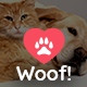 Woof! - Pet HTML5 Template