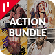 Twin Photoshop Action Bundle