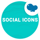Social Icons Addon for WPBakery Page Builder (formerly Visual Composer) - CodeCanyon Item for Sale