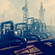 Gas Processing Complex - VideoHive Item for Sale