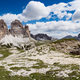 Panorama National Nature Park Tre Cime In the Dolomites Alps. Be - PhotoDune Item for Sale