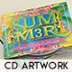 Music CD Artwork - GraphicRiver Item for Sale