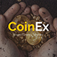 Coin Exchange and Crypto Currency Keynote Template