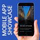 Mobile App Showcase Keynote Pitch Deck