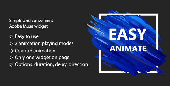 Easy Animate + Counter| - CodeCanyon Item for Sale