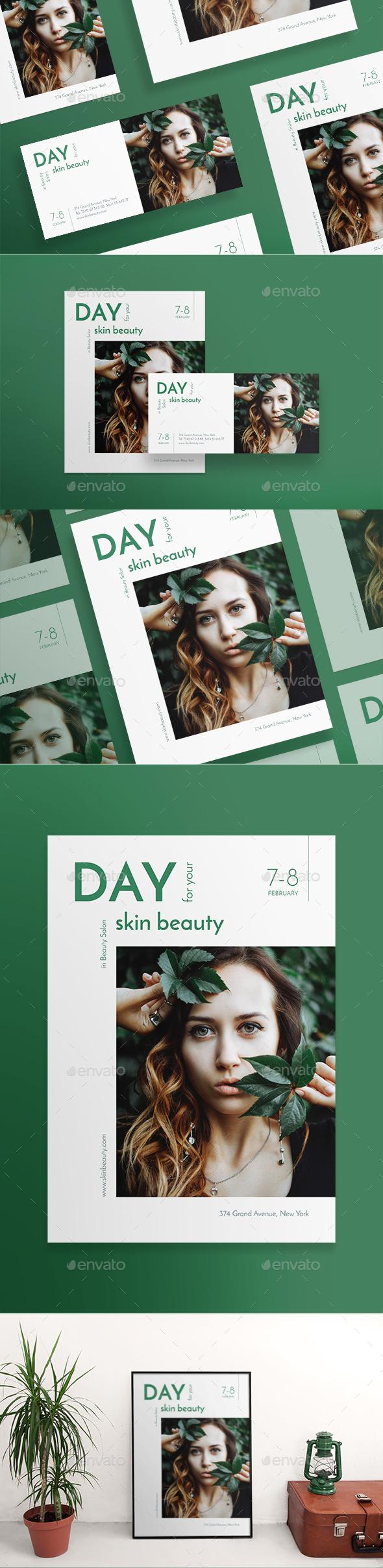 Beauty Salon Flyers - Miscellaneous Events
