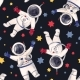 Watercolor Astronaut Pattern - GraphicRiver Item for Sale