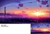 11 sunset.  thumbnail