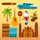 Havana Cigar and Others Differents Cultural - GraphicRiver Item for Sale