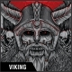 Viking v2 T-Shirt Design - GraphicRiver Item for Sale