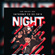 Night Party Flyer Vol.2 - GraphicRiver Item for Sale