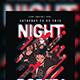 Night Party Flyer Vol.2