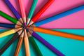 color pencil mockup for design - PhotoDune Item for Sale