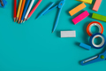group of colorful stationary set - PhotoDune Item for Sale