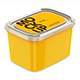 Plastic Container - With Paper Label - GraphicRiver Item for Sale