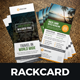 Rack Card DL Flyer Design v2 - GraphicRiver Item for Sale
