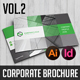 Corporate Landscape Brochure vol.2 - GraphicRiver Item for Sale