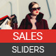 Sales Sliders