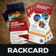 Travel Postcard Rackcard DL Flyer Design - GraphicRiver Item for Sale