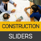 Construction Slider - GraphicRiver Item for Sale