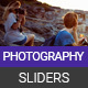 Photography Slider - GraphicRiver Item for Sale