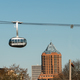 Aerial Tramway Portland Oregon Downtown City Skyline Cable Cars - PhotoDune Item for Sale