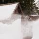 Mens Room Winter Snow Storm Crater Lake Oregon - PhotoDune Item for Sale