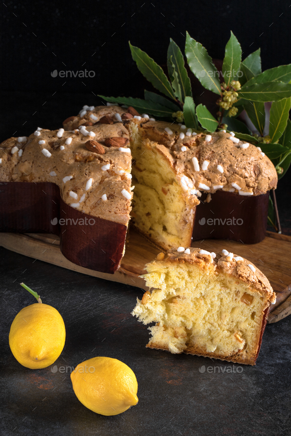 Colomba Pasquale - Stock Photo - Images